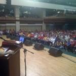 @FreddyBernal - En el 3re Congreso del PSUV,celebrado en el Zulia reafirmando el Legado del Comandante Chavez ante el Poder Popular.